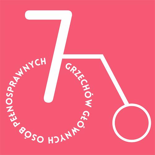 Logo projektu 7 grzechów